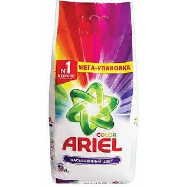Стиральный порошок ARIEL PROFESSIONAL Expert color , 15кг