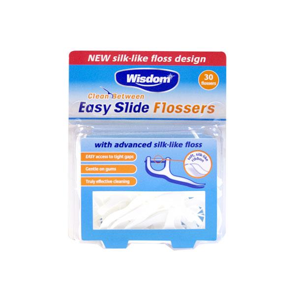 Набор флоссеров Wisdom Easy Slide Flossers