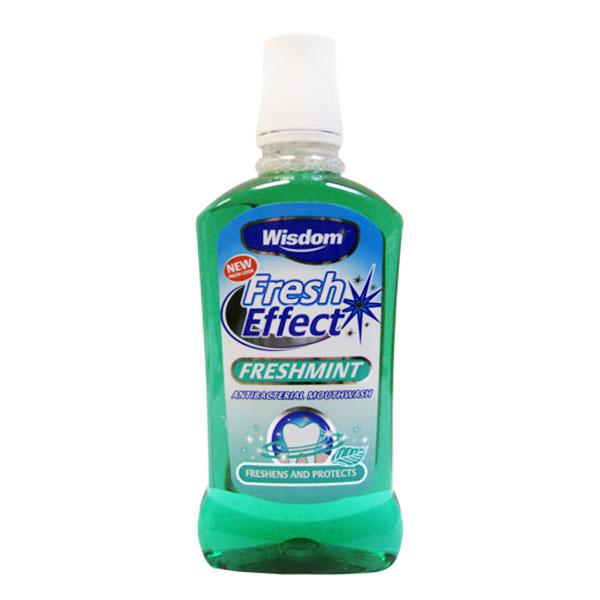 Ополаскиватель для рта Wisdom Freshmint Mouthwash