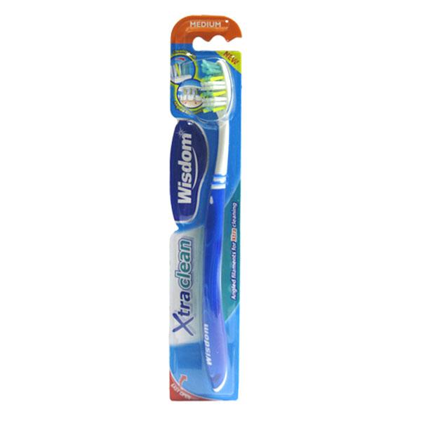 Зубная щетка Wisdom Xtra Clean Medium