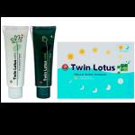 Набор растительных зубных паст «Twin Lotus Day&Night»