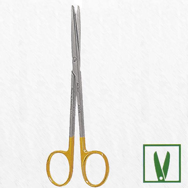 Ножницы, METZENBAUM,  14,5 cm, тупые/тупые
