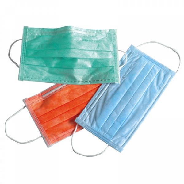 Маски защитные Dispodent упаковка (50шт.)