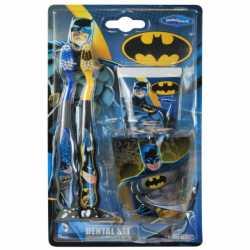 Детский набор для чистки зубов Batman Dental Set от 3 лет