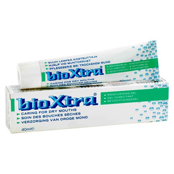 Гель Биокстра BioXtra Moisturising Gel 40ml. увлажняющий гель -  против ксеростомии, при сухости во рту