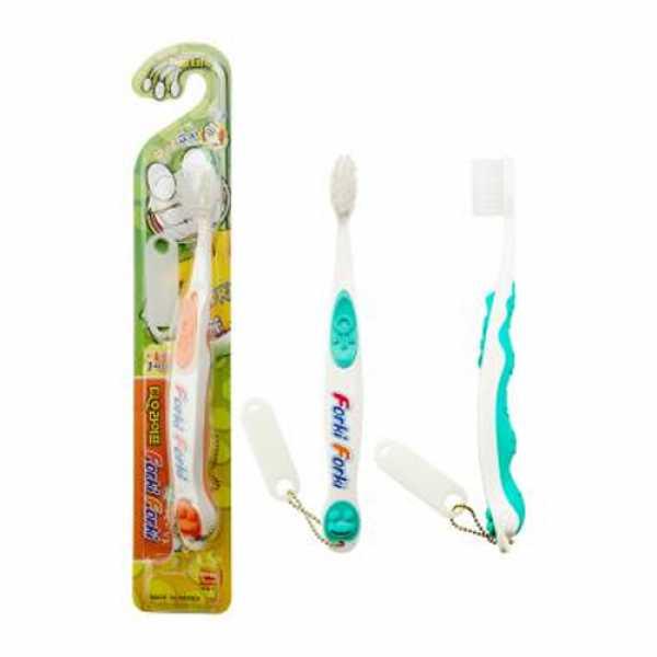 Детская зубная щетка Dr.Care Forki Forki