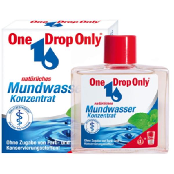 Ополаскиватель для рта One Drop Only Mundwasser konzentrat 25мл