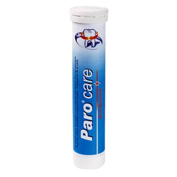 Ополаскиватель для рта Paro Care Таблетки 20шт