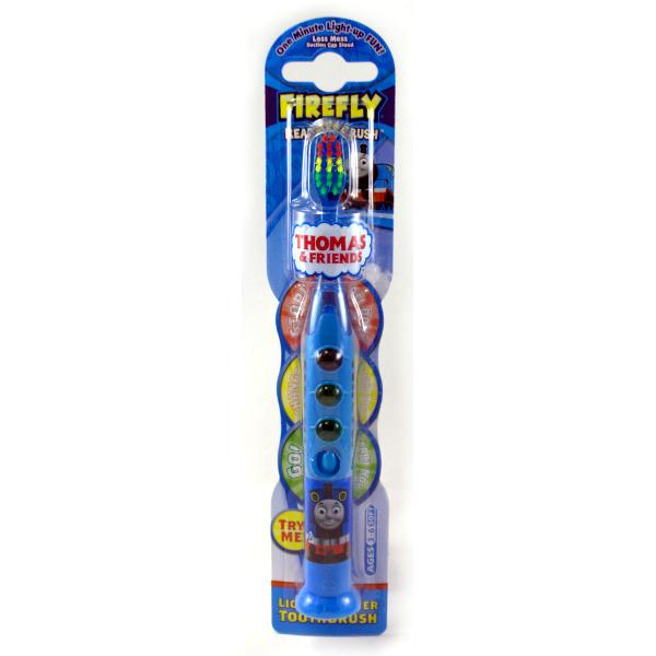 Детская зубная щетка Thomas and Friend Ready Go toothbrushes от 3 лет