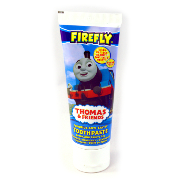 Детская зубная паста Thomas&Friends Fruity gel toothpaste