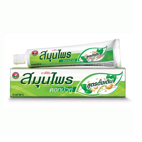 Зубная паста Twin Lotus Herbal Original 100г