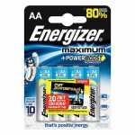 Energizer Алкалин Maximum AA (3+1шт)