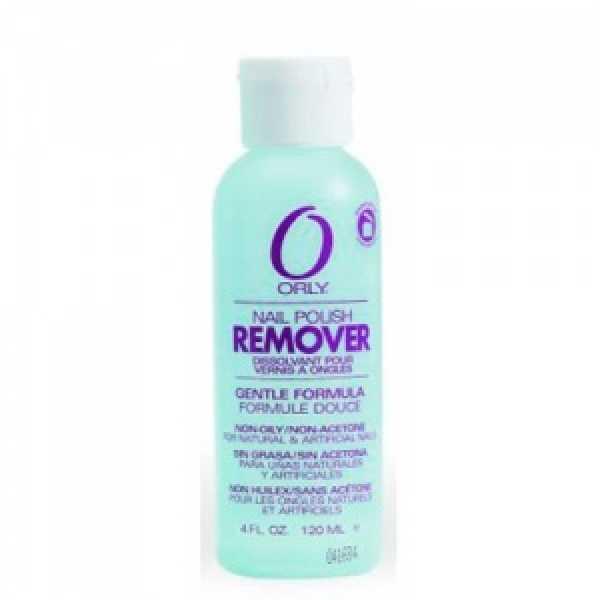 ORLY Nail Polish Remover Мягкая жидкость для снятия лака без ацитона 50мл