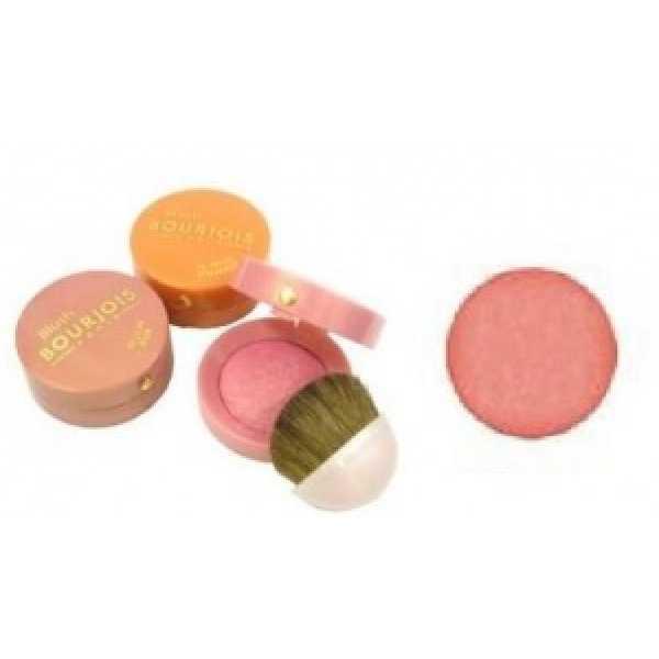 Bourjois румяна  `blush` -15- розовый перламутр