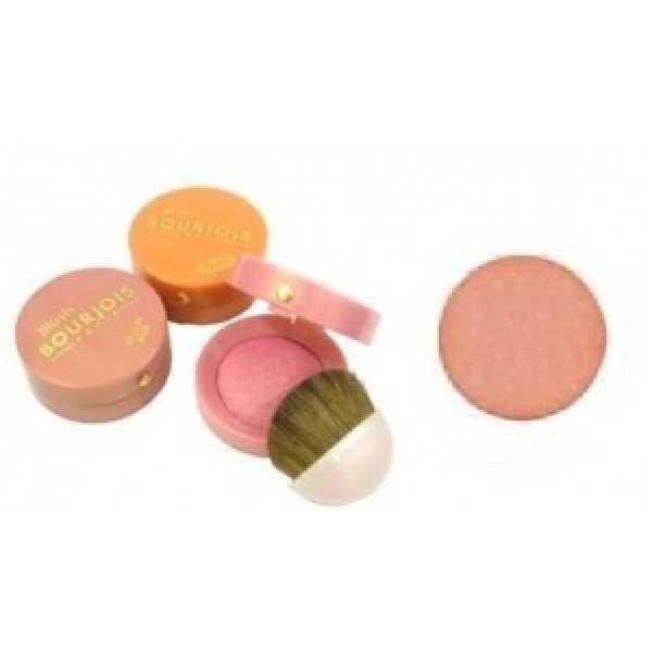 Bourjois румяна  `blush` -16- светло-роз. беж. перл.