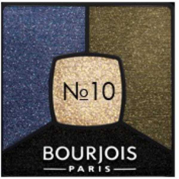 Bourjois Палитра теней для век Smoky Stories Тон  10