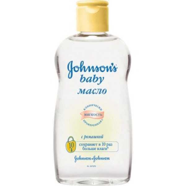 """Jonson (Джонсон) Масло  РОМАШКА  """"макушки до пяточек""""   200мл"""