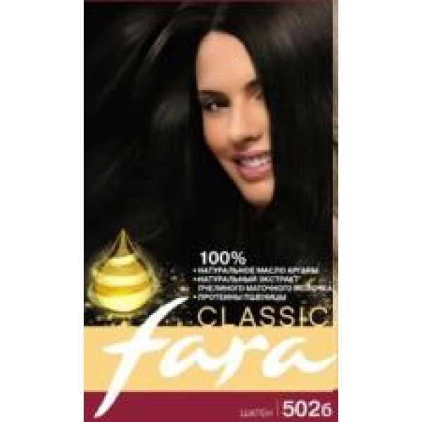 Fara (Фара) Classic 502б  шатен
