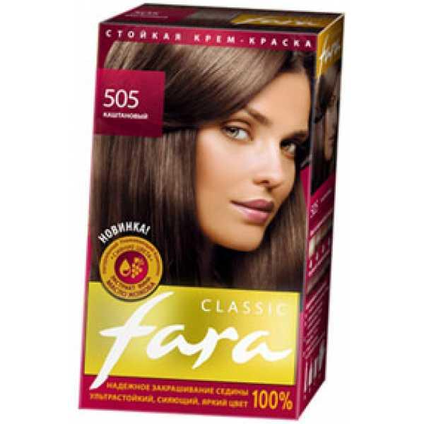 Fara (Фара) Classic 505  каштан