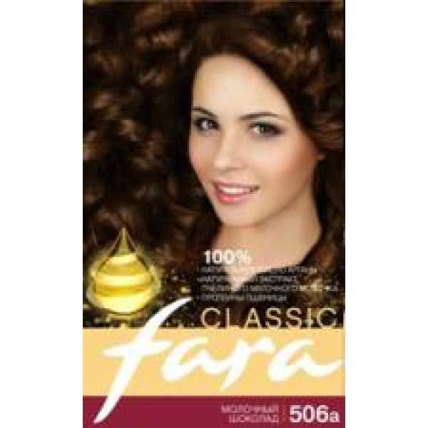 Fara (Фара) Classic 506а молочный шоколад