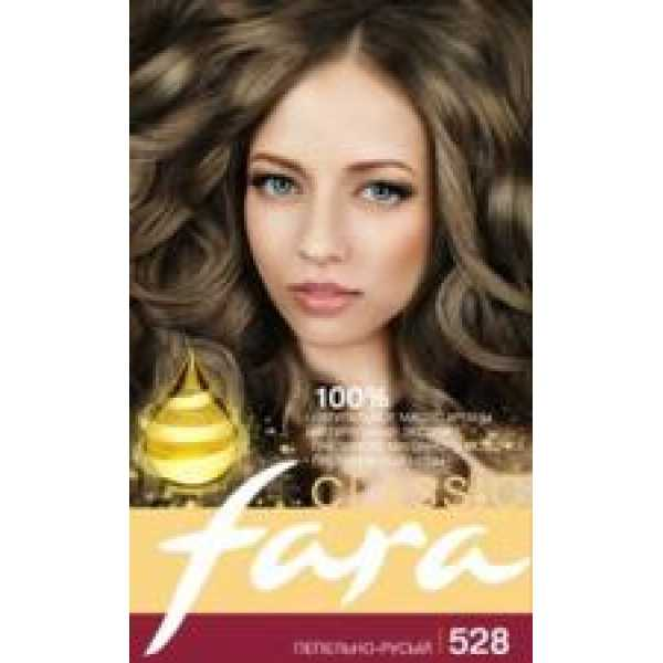 Fara (Фара) Classic 528  пепельно - русый