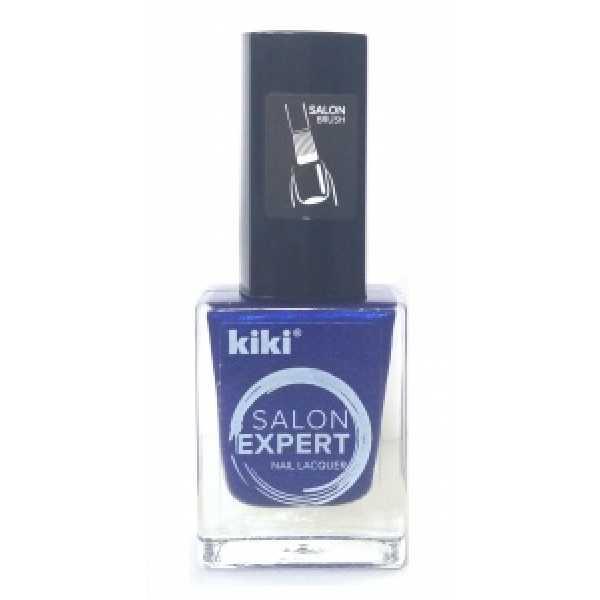 KIKI (КИКИ) Лак для ногтей Salon Expert 040 Глубокий синий