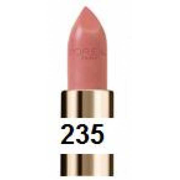 L'OREAL Губная помада Color Riche 235 Нежный розовый для блонд