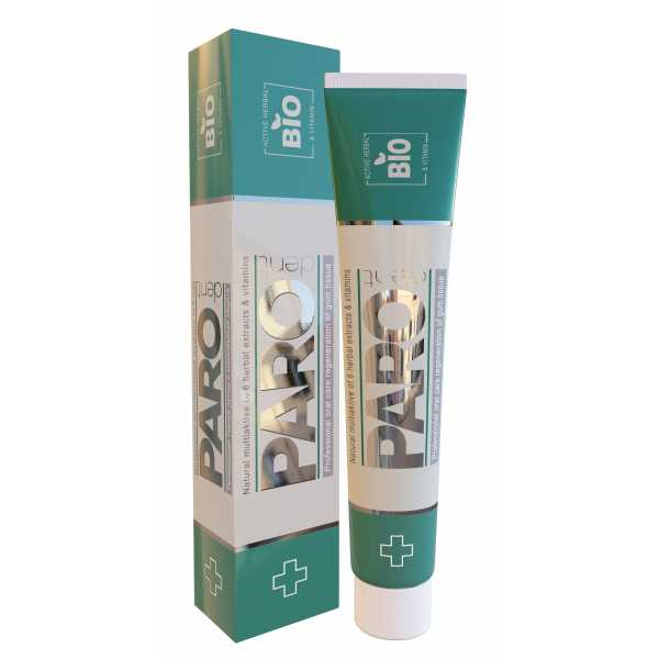 Зубная паста ParoDent BIO мелисса