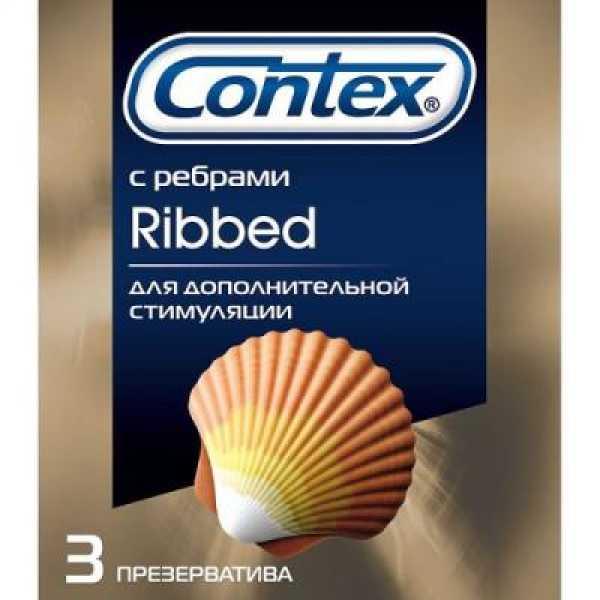 CONTEX Ribbed №3
