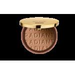 PUPA Пудра бронзирующая Extreme Bronze Radiant