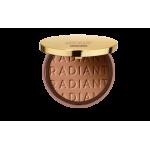 ТОН Pupa Extreme Bronze Radiant Пудра бронзирующая: № 030 Шоколад