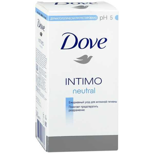 Средство Dove Intimo Neutral для интимной гигиены, 250 мл