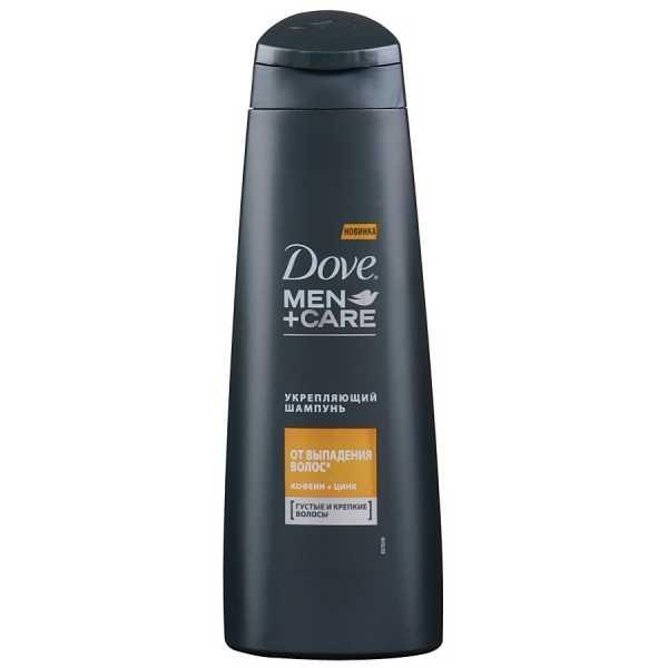 Шампунь Dove Men+Care укрепляющий, от выпадения волос, 250 мл