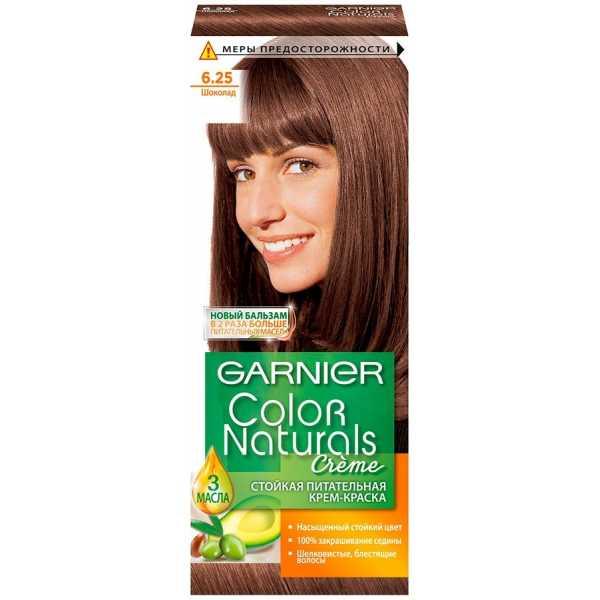 """Краска для волос Garnier Color Naturals 6.25 """"Шоколад"""""""