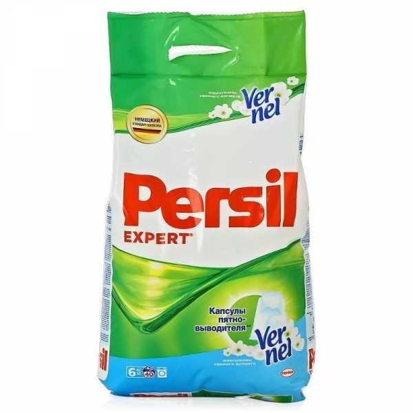 """Стиральный порошок Persil Expert """"Свежесть от Vernel"""", 6 кг"""