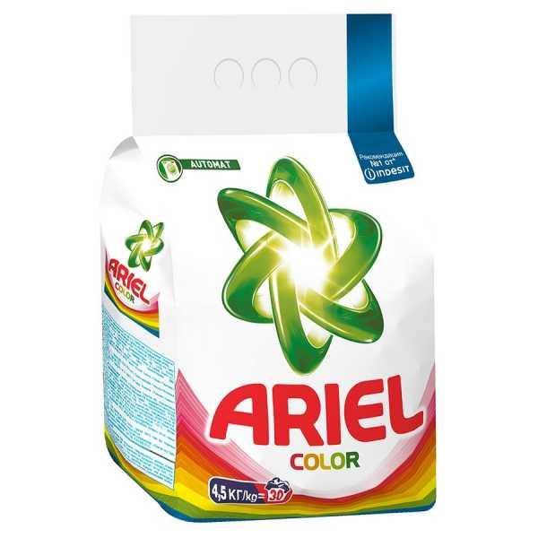 Стиральный порошок Ariel Color, автомат, 4,5 кг