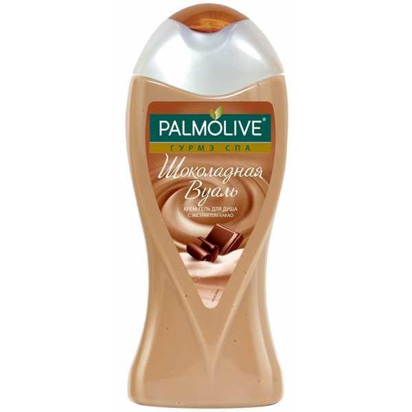 """Крем-гель для душа Palmolive Гурмэ СПА """"Шоколадная вуаль"""", 250 мл"""