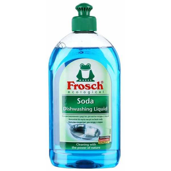 Средство для посуды Frosch Soda, концентрированное, 500 мл