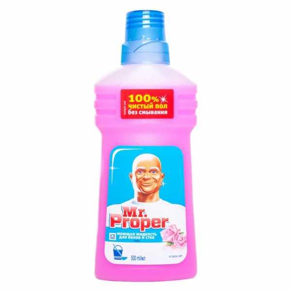 "Средство моющее Mr.Proper ""Роза"", 500 мл"