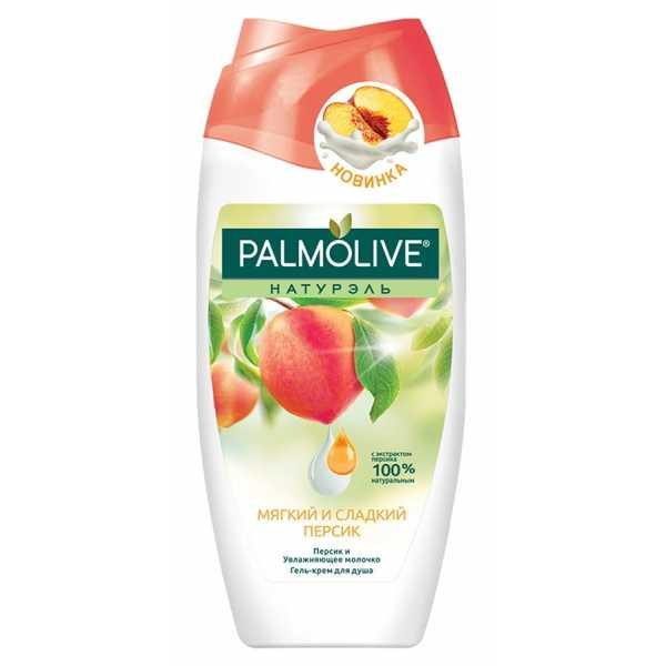 """Гель для душа Palmolive Натурэль """"Мягкий и сладкий персик"""", 250 мл"""