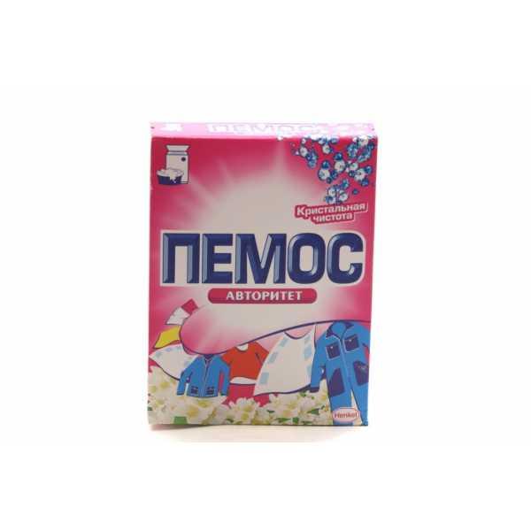 """Порошок стиральный Пемос Авторитет """"Цветок"""", 350 гр"""