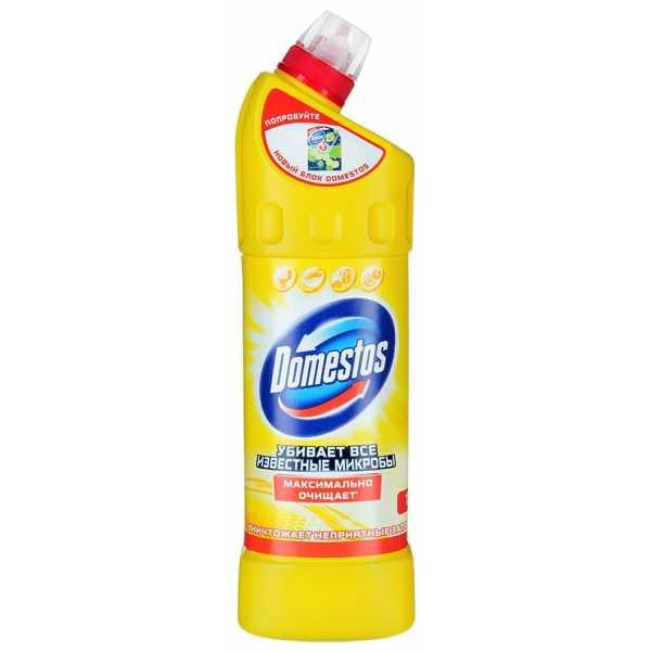 """Средство чистящее Domestos """"Лимонная свежесть"""", 1 л"""