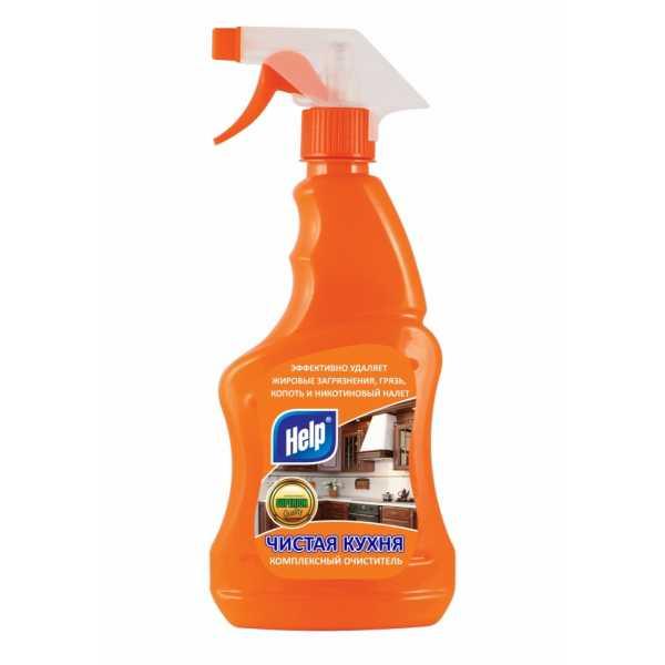 Комплексный очиститель для кухни «HELP» Чистая кухня, 500 мл
