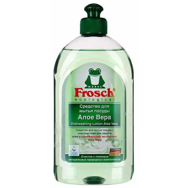 "Средство Frosch для мытья посуды ""Алоэ Вера"", 500 мл"