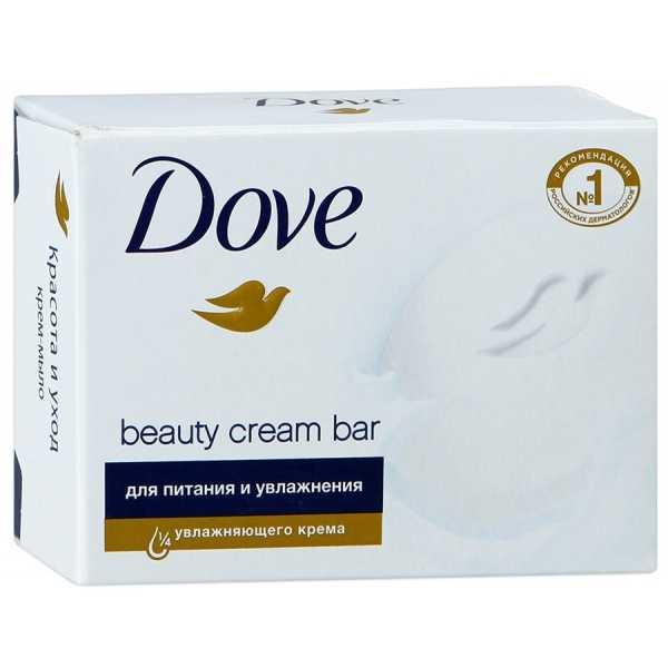 """Крем-мыло Dove """"Красота и уход"""", 135 гр"""
