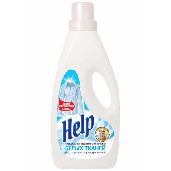 Специальное средство для стирки белых тканей «HELP», 1 л