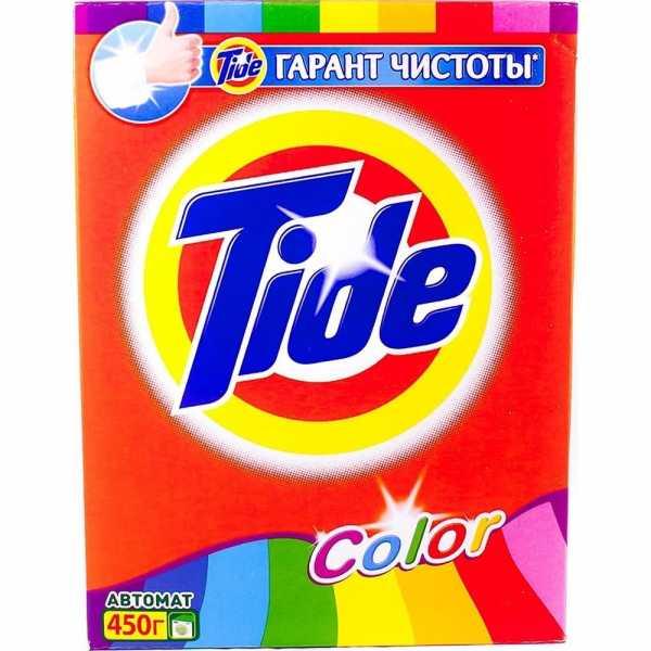 Стиральный порошок Tide автомат Color, 450 гр