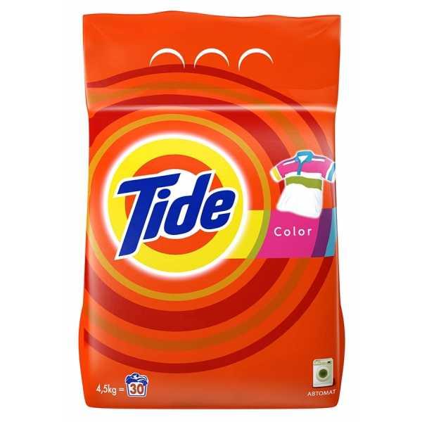 Стиральный порошок Tide Color автомат, 4,5 кг