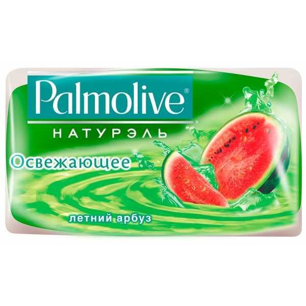 """Мыло туалетное Palmolive Натурэль """"Летний арбуз"""" освежающее, 90 гр"""