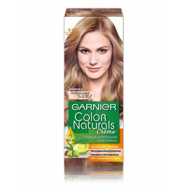 """Краска для волос Garnier Color Naturals 8.132 """"Натуральный светло-русый"""""""